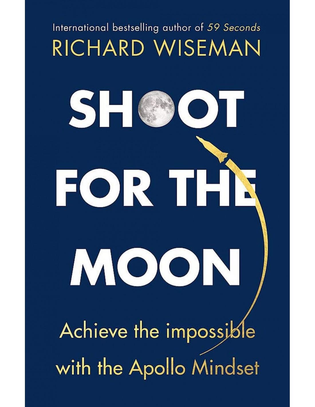 59 Seconds Richard Wiseman shoot for the moon-adrion ltd